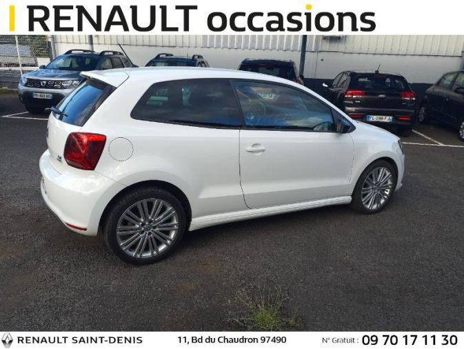 VOLKSWAGEN - POLO-1.4 TSI 150ch ACT BlueMotion Technology BlueGT 5p-10
