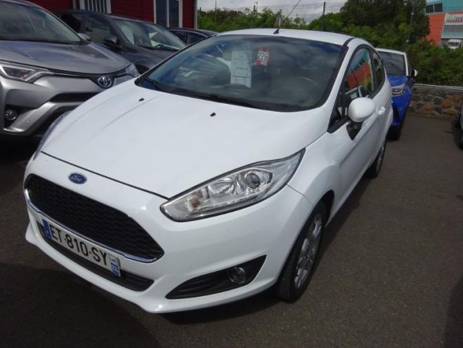FORD - FIESTA AFFAIRES-1.5 TDCi 75ch Trend 3p-2