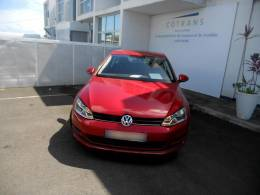 VOLKSWAGEN GOLF  1.6 tdi 90ch bluemotion technology fap trendline 4cv 3p   d'occasion