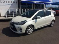 TOYOTA YARIS  HSD 100h SkyBlue 5p   d'occasion