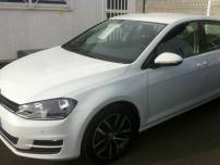 VOLKSWAGEN GOLF  1.6 tdi 105ch bluemotion technology fap confortline business 5p   d'occasion