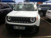 JEEP RENEGADE  1.4 MultiAir S&S 140ch Limited   d'occasion