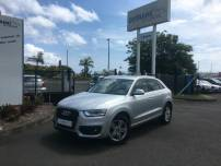 AUDI Q3  2.0 tdi 140ch ambition luxe   d'occasion