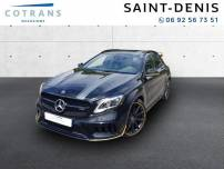 MERCEDES Classe GLA  45 AMG 381ch Yellow Night Edition 4Matic Speedshift DCT   d'occasion