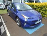 TOYOTA PRIUS  122h Dynamic   d'occasion