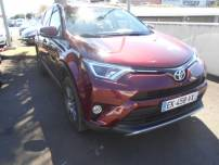 TOYOTA RAV4  143 D-4D Dynamic Business 2WD   d'occasion