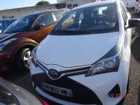 TOYOTA YARIS  90 d-4d style 5p   d'occasion