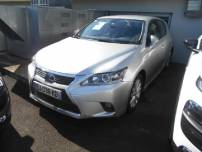 LEXUS CT 200h  LUXE   d'occasion