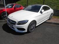 MERCEDES CLASSE C  Coupe 220 d 170ch Bus. Executive 9G-Tronic   d'occasion