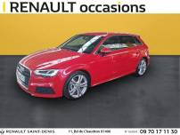 AUDI A3 Sportback  1.0 TFSI 115ch Midnight Series S tronic 7   d'occasion