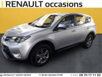 TOYOTA RAV4  124 D-4D Life Edition 2WD   d'occasion