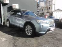 BMW X3  F25 xDrive 3.0d Confort Steptronic 258CH   d'occasion