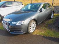 AUDI A4  2.0 TDI 150ch Design Luxe S tronic 7   d'occasion