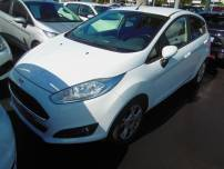 FORD FIESTA  1.5 TDCI 75CH STOP&START 5P   d'occasion
