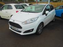 FORD FIESTA  1.5 TDCi 75ch Stop&Start Edition 5p   d'occasion