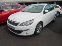 PEUGEOT 308  1.6 BlueHDi FAP 120ch Business Pack EAT6 5p   d'occasion