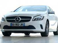 MERCEDES CLASSE A  Fascination 180D 1.5 110CV   d'occasion