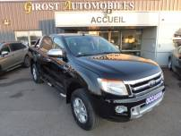 FORD ranger  2.2 TDCI 150CH DOUBLE CABINE LIMITED 4X4   d'occasion