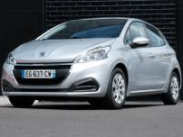 PEUGEOT 208  ACCESS 1.6 BLUE HDI 75CV   d'occasion