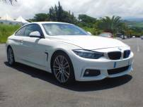 BMW SERIE 4  F32 Coupe 420dA 190ch M-Sport TOP   d'occasion