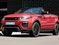 LAND ROVER RANGE ROVER EVOQUE  TD4 HSE 180CH Cabriolet   d'occasion