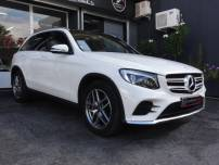 MERCEDES GLC  CLASSE 220d 9GTronic Fascination   d'occasion