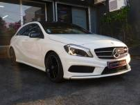 MERCEDES CLASSE A  200d Fascination + Pack AMG   d'occasion