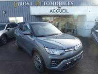 SSANGYONG Tivoli  1.6 E-XDI 136CH LIMITED 2WD A/T   d'occasion