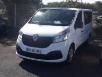 RENAULT TRAFIC  Combi 1.6 L1 dCi 125 CV Energy Life   d'occasion