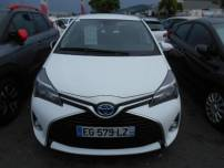 TOYOTA YARIS  HSD 100h Graphite 5p   d'occasion