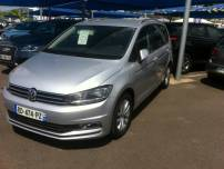 VOLKSWAGEN TOURAN  1.6 TDI 110ch BlueMotion Technology FAP Confortline 7 places   d'occasion