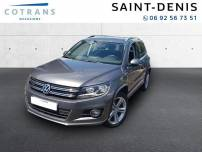 VOLKSWAGEN TIGUAN  2.0 TDI 140ch BlueMotion Technology FAP R Exclusive 4Motion DSG7   d'occasion