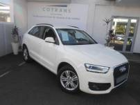 AUDI Q3  2.0 tdi 150ch ultra ambition luxe   d'occasion