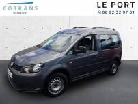 VOLKSWAGEN CADDY  1.6 TDI 75 FAMILY 7P   d'occasion