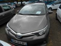 TOYOTA AURIS  HSD 136h Collection   d'occasion