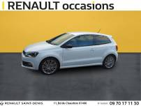 VOLKSWAGEN POLO  1.4 TSI 150ch ACT BlueMotion Technology BlueGT 5p   d'occasion
