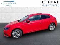 SEAT LEON  1.2 TSI 110ch Connect Start&Stop   d'occasion