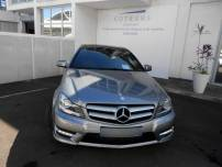 MERCEDES classe c coupe  220 CDI Fascination 7GTronic   d'occasion