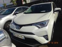 TOYOTA RAV4  197 Hybride Exclusive AWD CVT   d'occasion