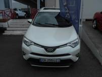 TOYOTA RAV4  143 D-4D Lounge 2WD   d'occasion