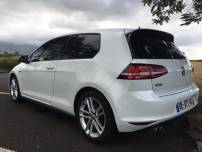 VOLKSWAGEN GOLF  2.0 TDI 184 FAP BlueMotion Technology GTD 3p   d'occasion