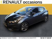 NISSAN MICRA  1.5 dCi 90ch Tekna   d'occasion