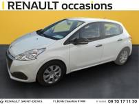 PEUGEOT 208  1.6 bluehdi 75ch style 5p   d'occasion