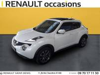 NISSAN JUKE  1.5 dci 110ch connect edition   d'occasion