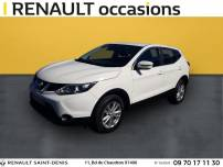 NISSAN QASHQAI  1.5 dci 110ch design edition   d'occasion