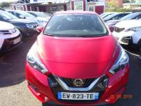NISSAN MICRA  1.5 dCi 90ch Acenta   d'occasion