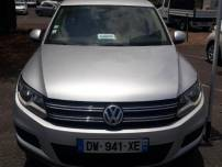 VOLKSWAGEN TIGUAN  2.0 TDI 110ch BlueMotion Technology FAP Business   d'occasion