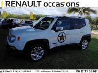 JEEP RENEGADE  1.6 MultiJet S&S 120ch Limited Advanced Technologies   d'occasion