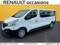RENAULT Trafic Combi  L1 1.6 dCi 125ch energy Life 9 places   d'occasion