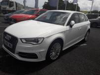 AUDI A3 Sportback  1.4 TFSI CoD 150ch Design luxe S tronic 7   d'occasion